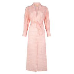 Bronte Dress - Loop Rose