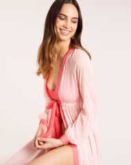 Jasmine Cover Up - Loop Rose