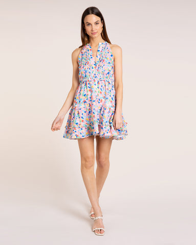 Cora Dress - Rainbow Multi
