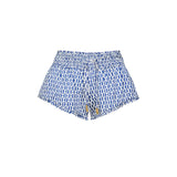 Paloma Shorts - Cable Navy