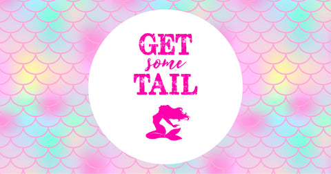 Get Some Tail The Filthy Mermaid Subscription Box