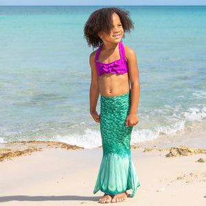 Fin Fun Mermaid Toddler Tail – Mermaid Cove Collective