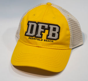 DFB with Waves Trucker