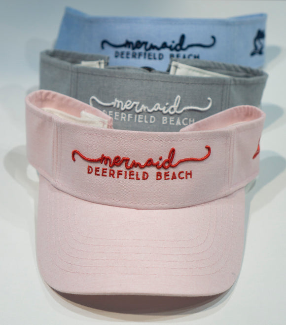Mermaid Oxford Visor