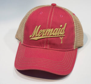 Youth Mermaid Trucker