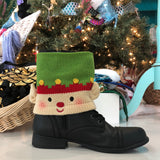 Christmas Boot Covers