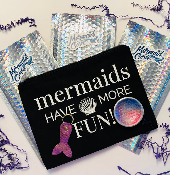 Mermaid Cove Crate Mini Mailer