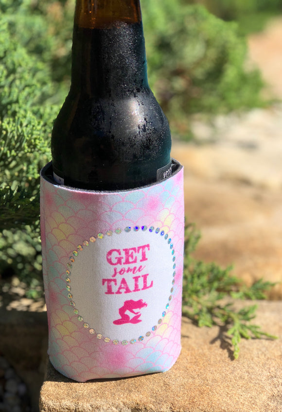 Spangled Koozies by The Filthy Mermaid