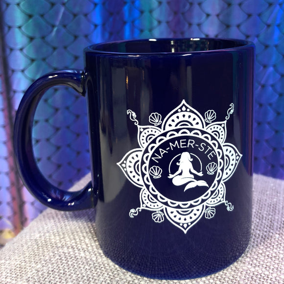 Na-Mer-Ste Ceramic Mug from Mermaid Cove™