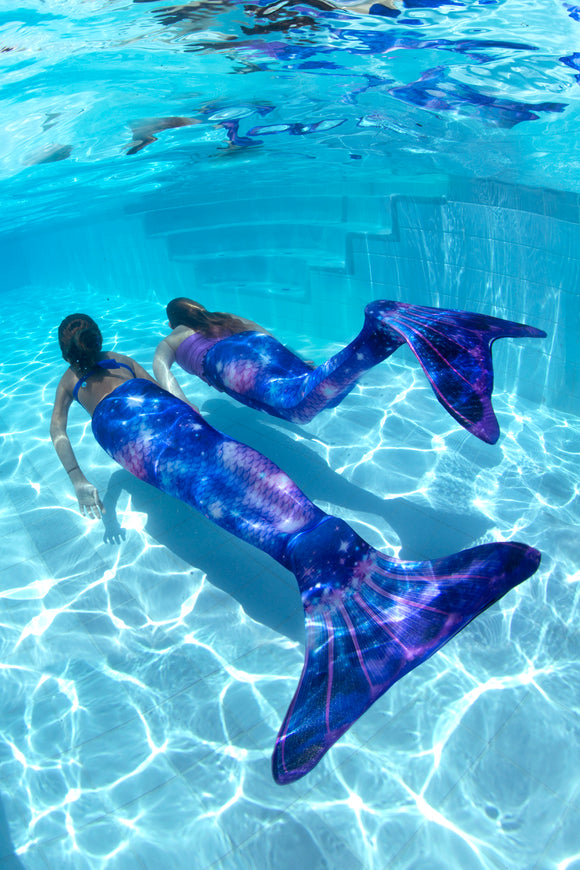 Lunar Tide Fin Fun Mermaid Tail and Monofin