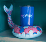 Mermaid Tail Floating Coaster