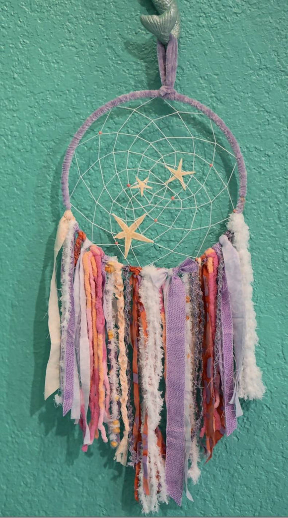 Jellyfish Dreamcatcher