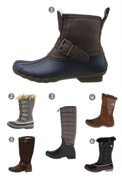 03519837cda Best In Snow: Stylish Winter Boots – Two Bees Cashmere