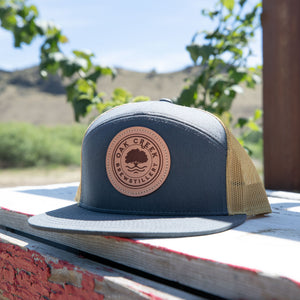 Oak Creek Old Gold Trucker Hat