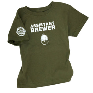 Assistant Brewer Tee