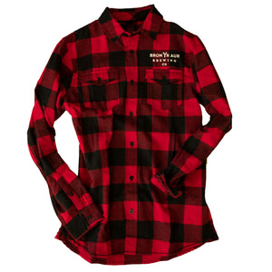 Classic Red/Black Flannel