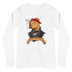Pitbull Biker (Long Sleeve)