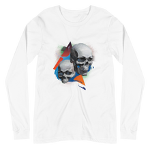 Dual Skulls (Long Sleeve)