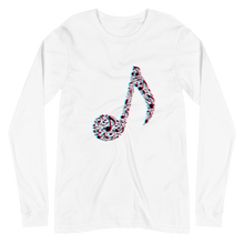 Music Note 3D (Long Sleeve)