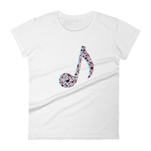 Music Note 3D - Women