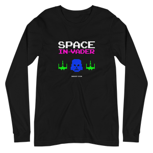 Space InVader (Long Sleeve)