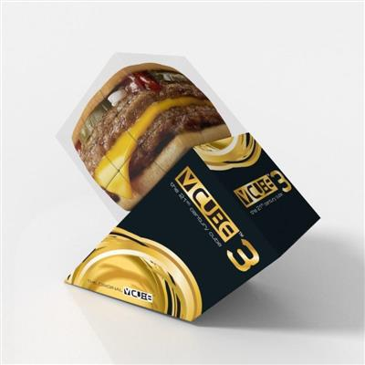 Cubo V-Collection Burger V-CUBE