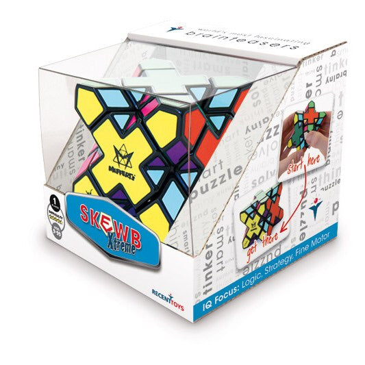 Cubo RECENT TOYS Skewb Xtreme