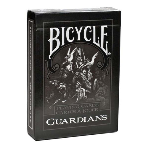 Naipe de Cartas Bicycle Guardians