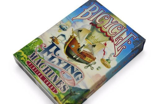 Naipe de Cartas Bicycle Flying Machines