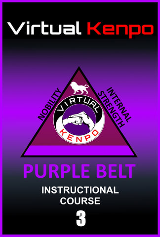 Purple Belt Training Course