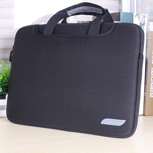 DOWSWIN Bag Case for Macbook Air Pro Retina 13 15 Laptop Sleeve 15.6 Notebook Bag For Dell Acer Asus HP Business Handbag