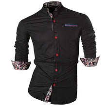 Long Sleeve Slim Fit Stylish Skull Print Tattoo