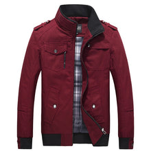 Mountainskin Casual Men's military Jacket