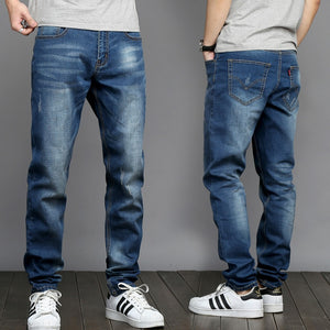 Men's Straight Jeans Classic