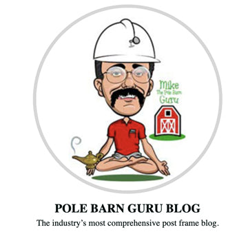 CLC Tools Featured on Pole Barn Guru Blog
