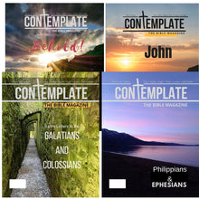 4-Issue Subscription (Begins with Galatians/Colossians May 2019)