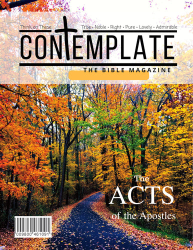Issue #5- The Acts of the Apostles