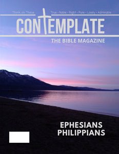 Issue #10: Ephesians and Philippians