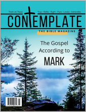 Issue #7- The Gospel According to Mark