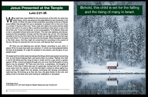 Issue #13: Behold! The Birth of Christ (NASB Translation)