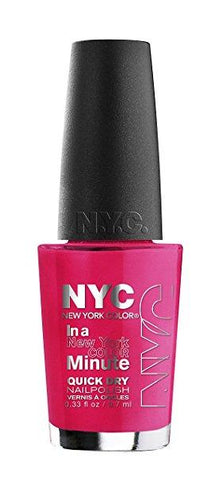 Nyc New York Minute Quick Dry Nail Polish, 240 Midtown Choose Your Pack, Nail Polish, Nyc, makeupdealsdirect-com, Pack of 1, Pack of 1