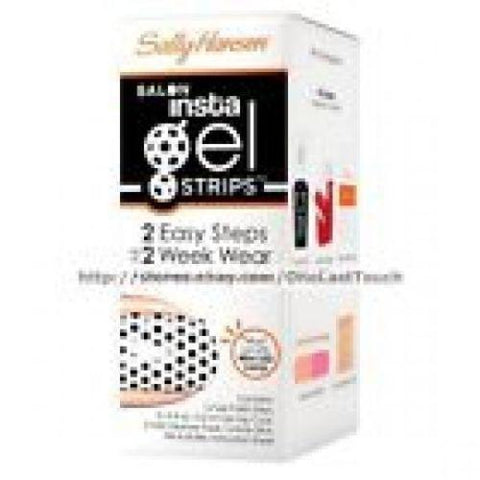 Sally Hansen Salon Insta Gel Strips Choose Your Color, Mixed Makeup Lots, Sally Hansen, makeupdealsdirect-com, 390 spot on, 390 spot on
