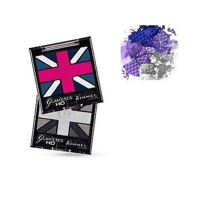 Rimmel London Glam Eyes Hd Shadows Purple Reign New, Eye Shadow, Rimmel, makeupdealsdirect-com, [variant_title], [option1]