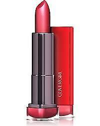 Covergirl Colorlicious Rich Color Lipstick, 300 Garnet Flame, .12 Oz, Lipstick, CoverGirl  - MakeUpDealsDirect.com