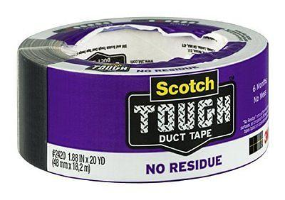 "Duct Tape,1.88""X20yd No Resdue, Packing Tape Dispensers, Scotch, makeupdealsdirect-com, [variant_title], [option1]"