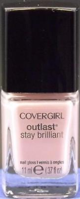 Covergirl Nail Polish Outlast Stay Brilliant # 30 Daisy Bloom, Salon & Spa Supplies, CoverGirl  - MakeUpDealsDirect.com