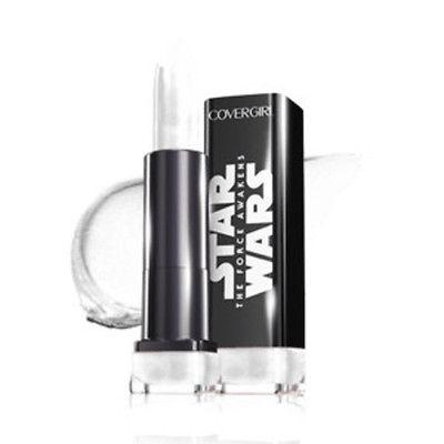 . CoverGirl StarWars The Force Awakens Lipstick, #10 SIlver New, Lipstick, CoverGirl  - MakeUpDealsDirect.com