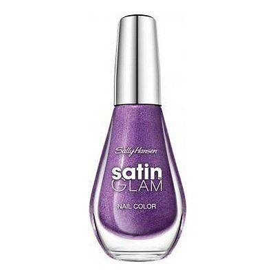Sally Hansen Satin Glam Nail Color ~ Taffeta 07, Nail Polish, Sally Hansen, makeupdealsdirect-com, [variant_title], [option1]