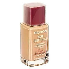 Revlon Age Defying Makeup With Botafirm, Spf 20,skin, Bare Buff, Foundation, Revlon  - MakeUpDealsDirect.com