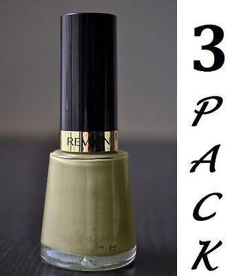 3 Pack Revlon Nail Enamel Polish #520 Muse 0.5 Oz, Gel Nails, Revlon, makeupdealsdirect-com, [variant_title], [option1]